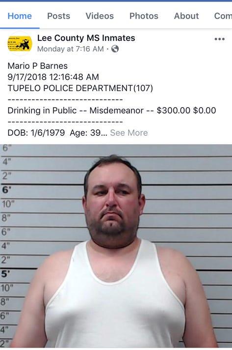 Mario Barnes