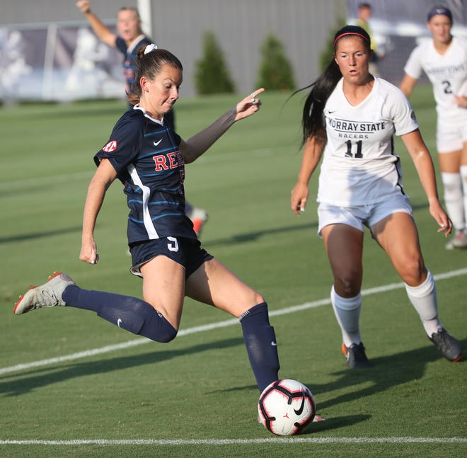 Ole Miss attacking midfielder CeCe Kizer is on the verge of becoming all-time leading scorer in school history.