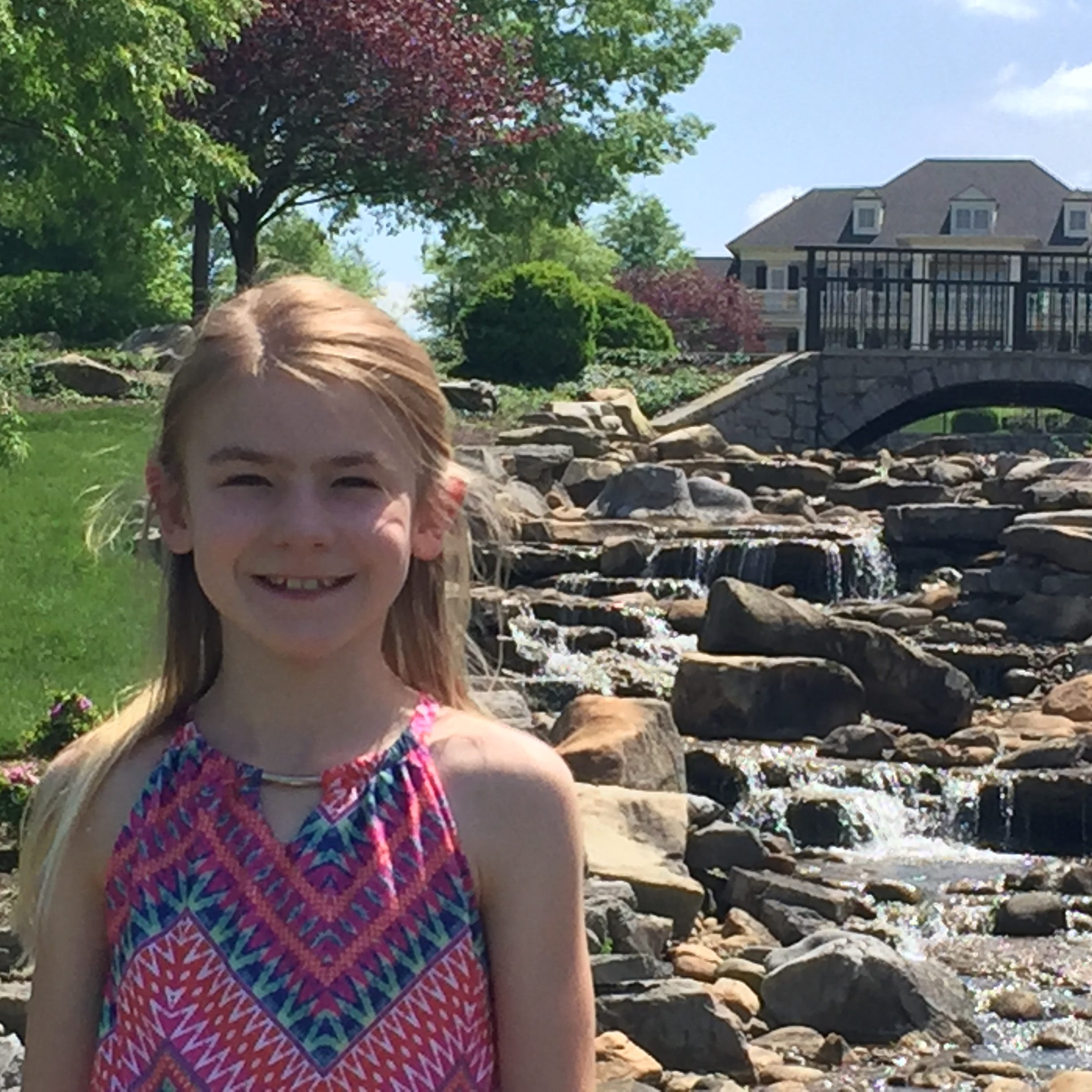 This 9-year-old girl is running for Farragut alderman, wants to bring dinosaurs to parks