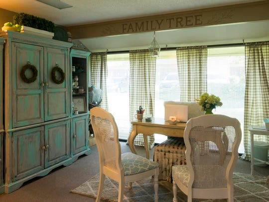 The Family Tree Candle Company is housed in a suite at AlmaDiem.