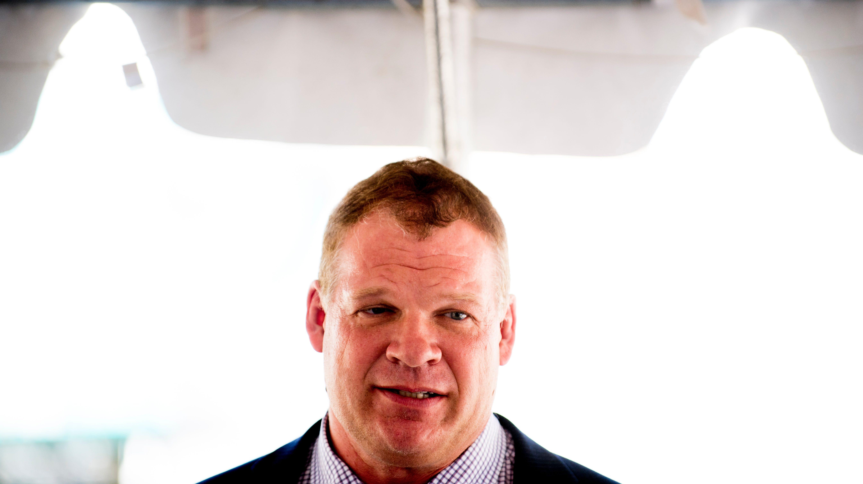Knox County Mayor Glenn Jacobs to wrestle as 'Kane' in WWE event in Australia