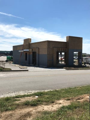 A new Dunkin' Donuts location will open on State Road 26 East by mid to late October, a media representative said.