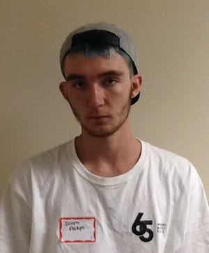 Joseph Phillips is a 17-year-old runaway who is believed to be in danger and in need of medication. Anyone seeing him should call Lafayette police at 765-807-1200.