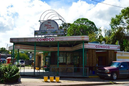 Filling Station turning into new seafood restaurant Spoonbill Watering Hole & Restaurant