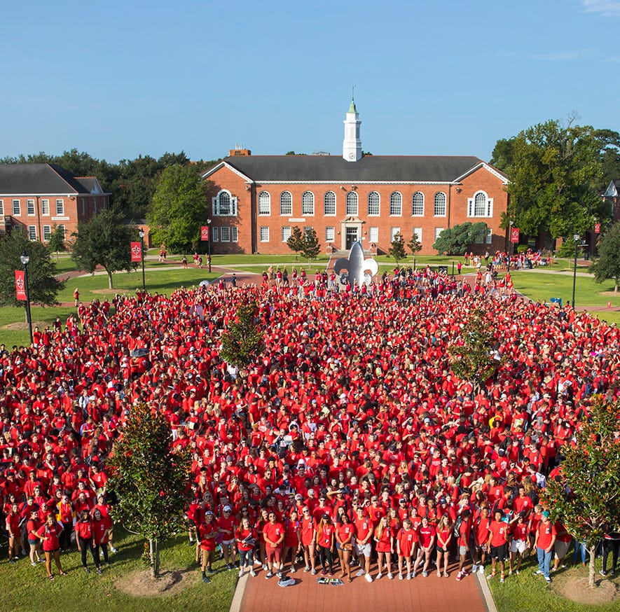 Enrollment at UL rises for fifth straight year