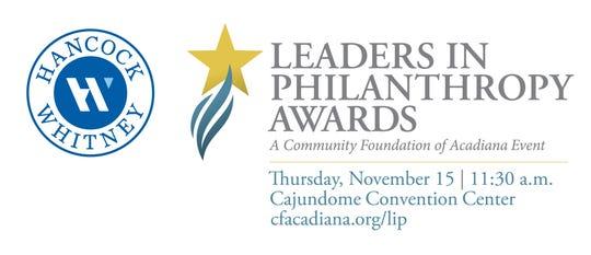 Leaders in Philanthropy Awards
