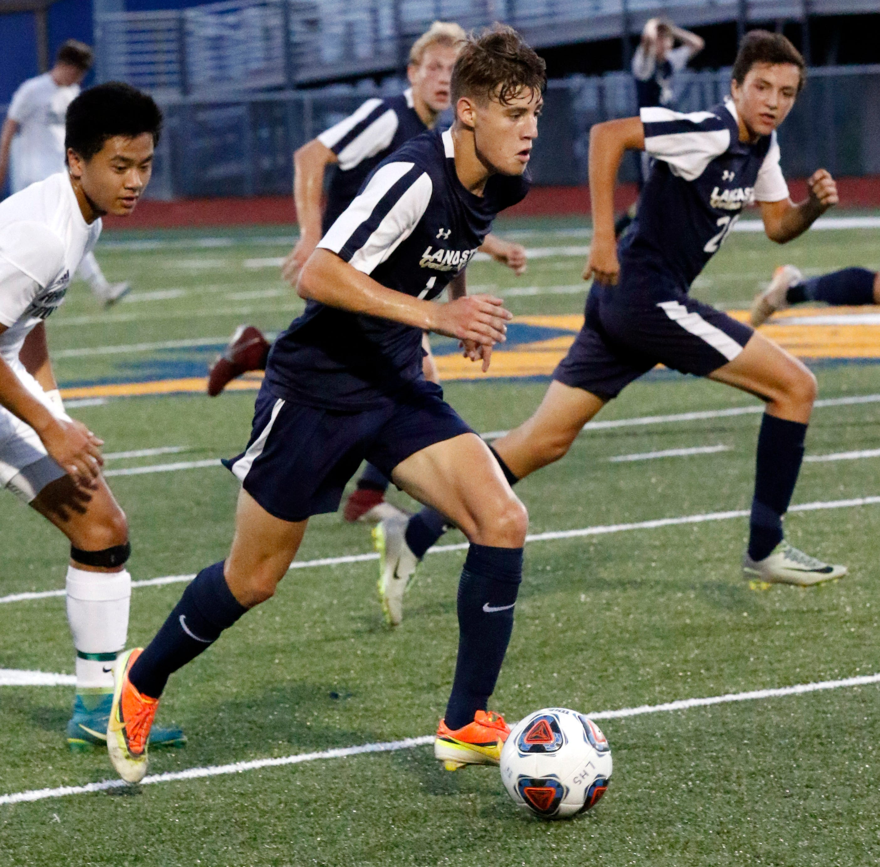 Lancaster boys soccer off to one its best starts in recent memory
