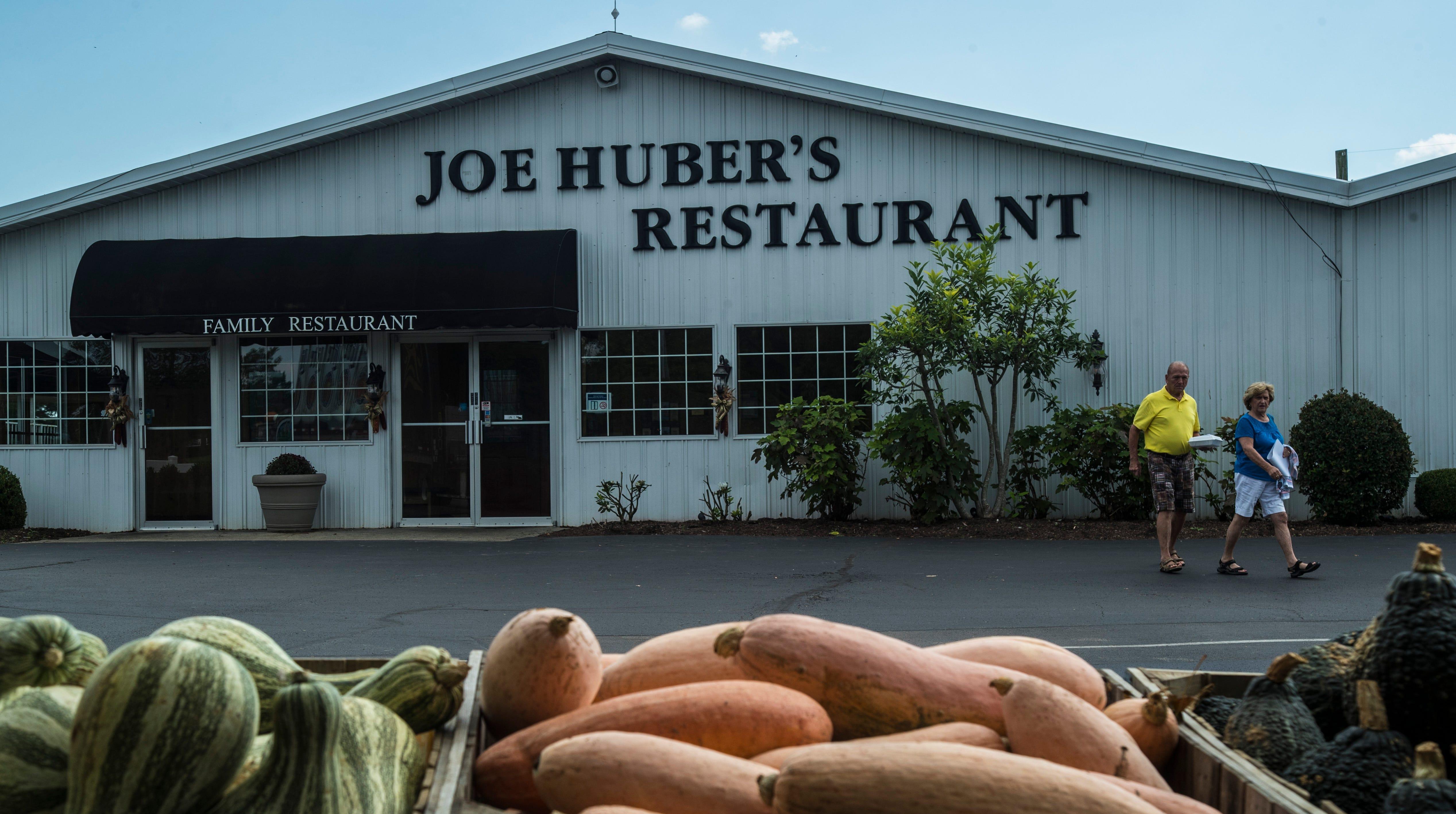 Joe Huber's fundraising draws $13,500 to help family members save farm