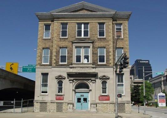 Raymond E. Myers Hall