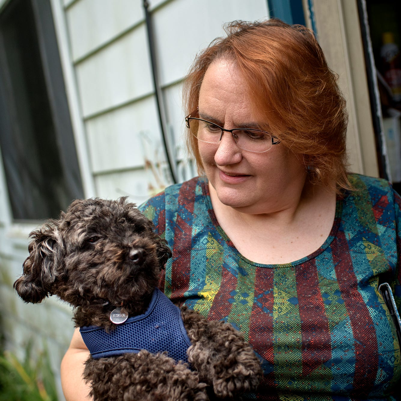 Putnam: Meet the Lansing woman who has taken more than 200 rescued dogs into her home