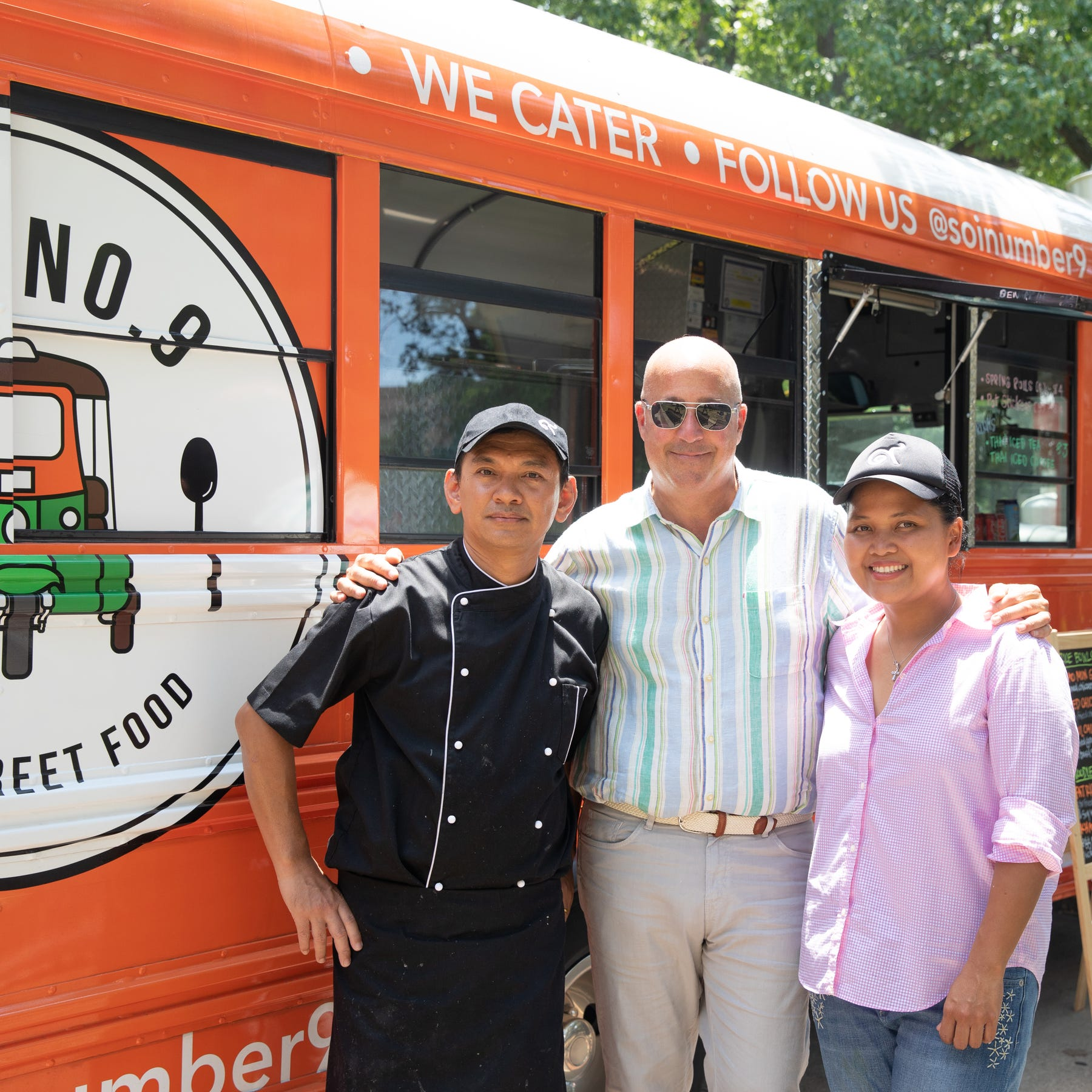 Soi No. 9 wins the big tip on Andrew Zimmern's new Food Network Show