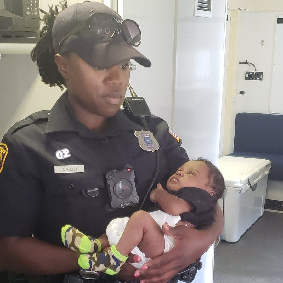 Amber Alert for 3-week-old Memphis infant canceled, suspect in custody