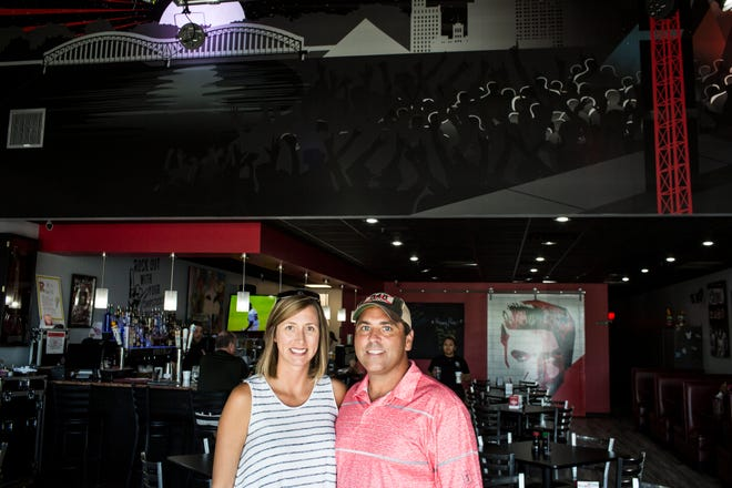 Christy Estes and Craig Estes, owners of Rock N Roll Sushi, hope to grow the restaurant across Shelby County this summer. Rock N Roll Sushi is a South-Alabama-based Sushi chain.