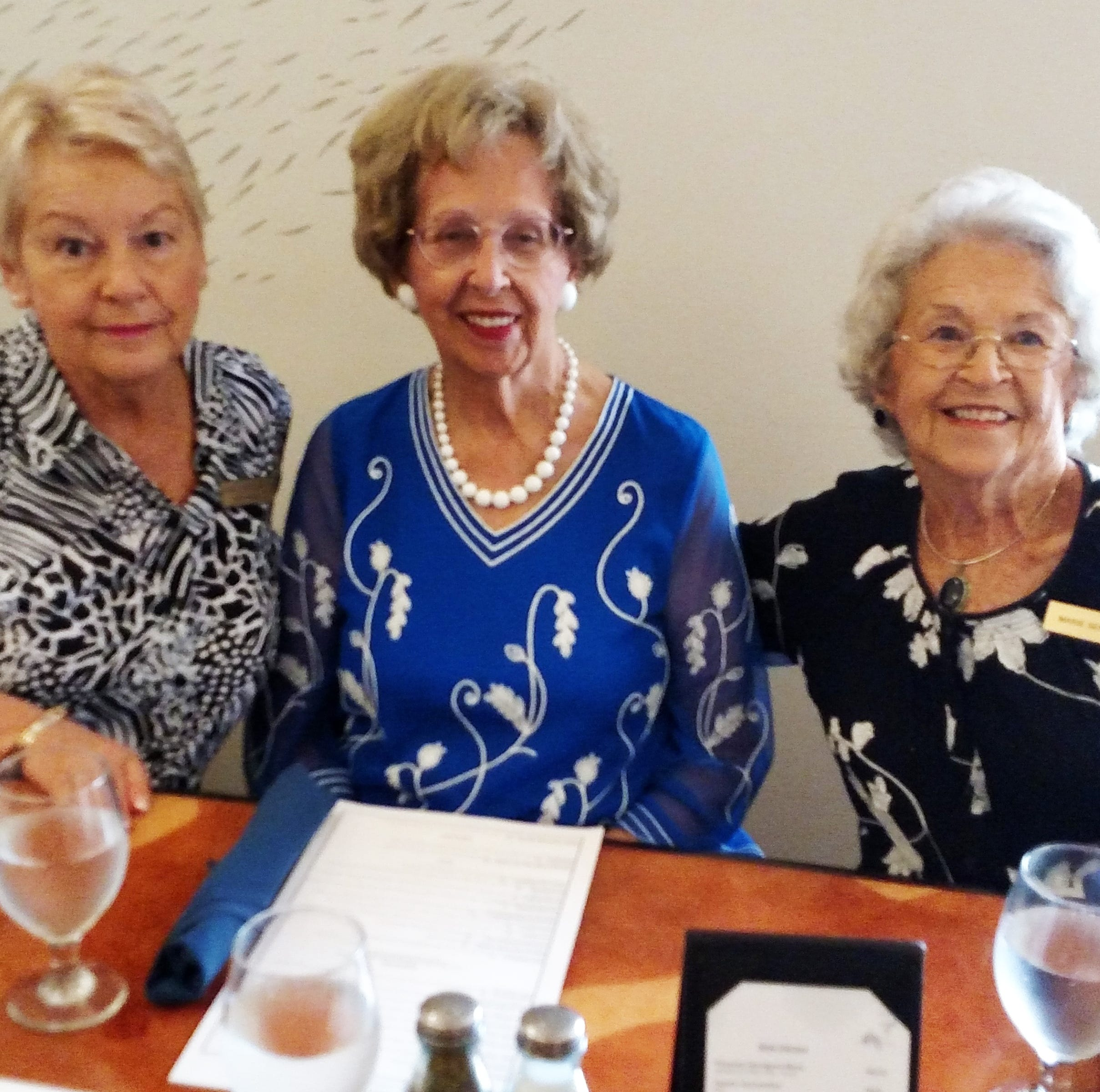 Social Scene: Woman's Club holds summer luncheon