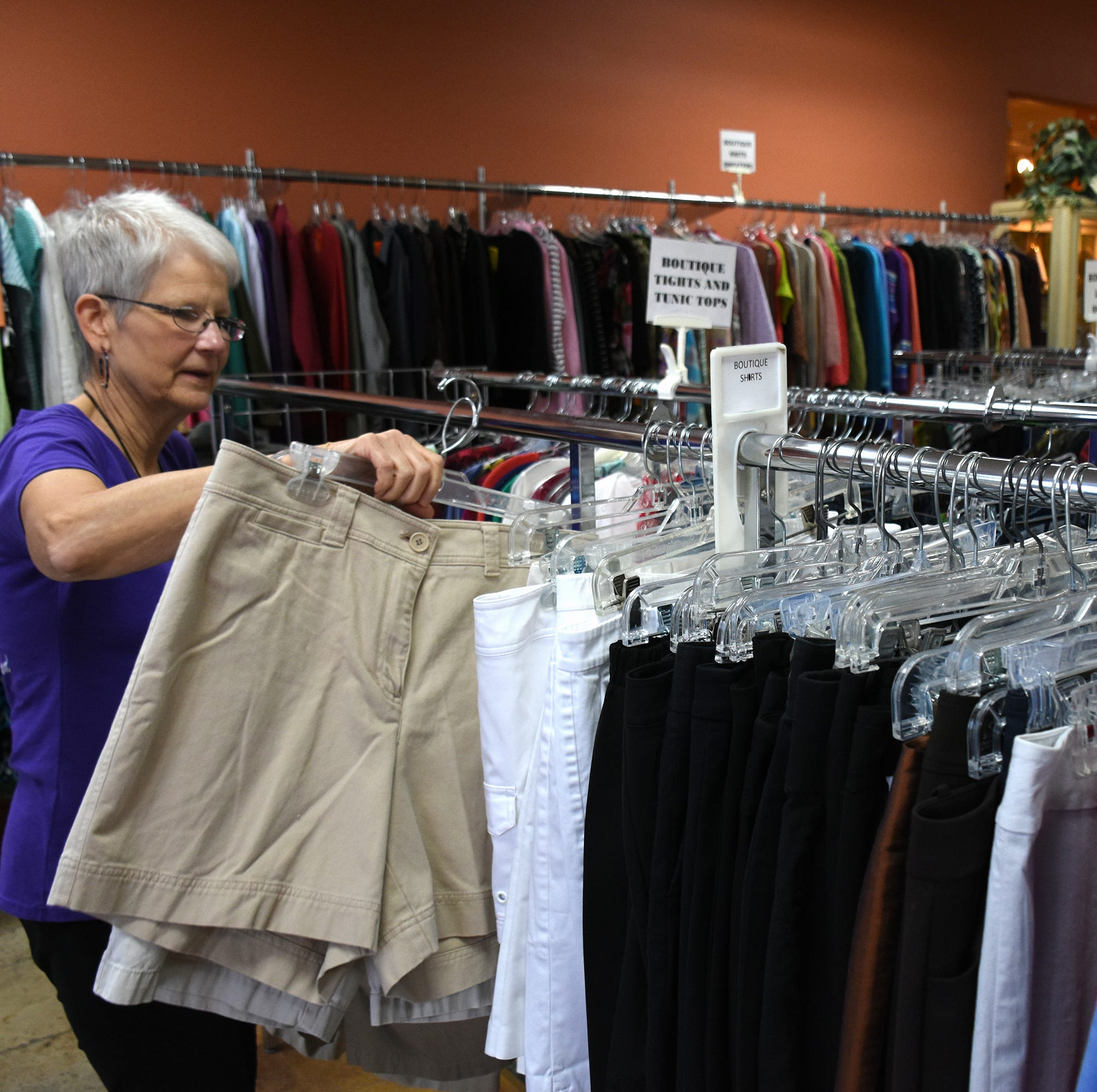 What a bargain! Popular thrift store marks a milestone
