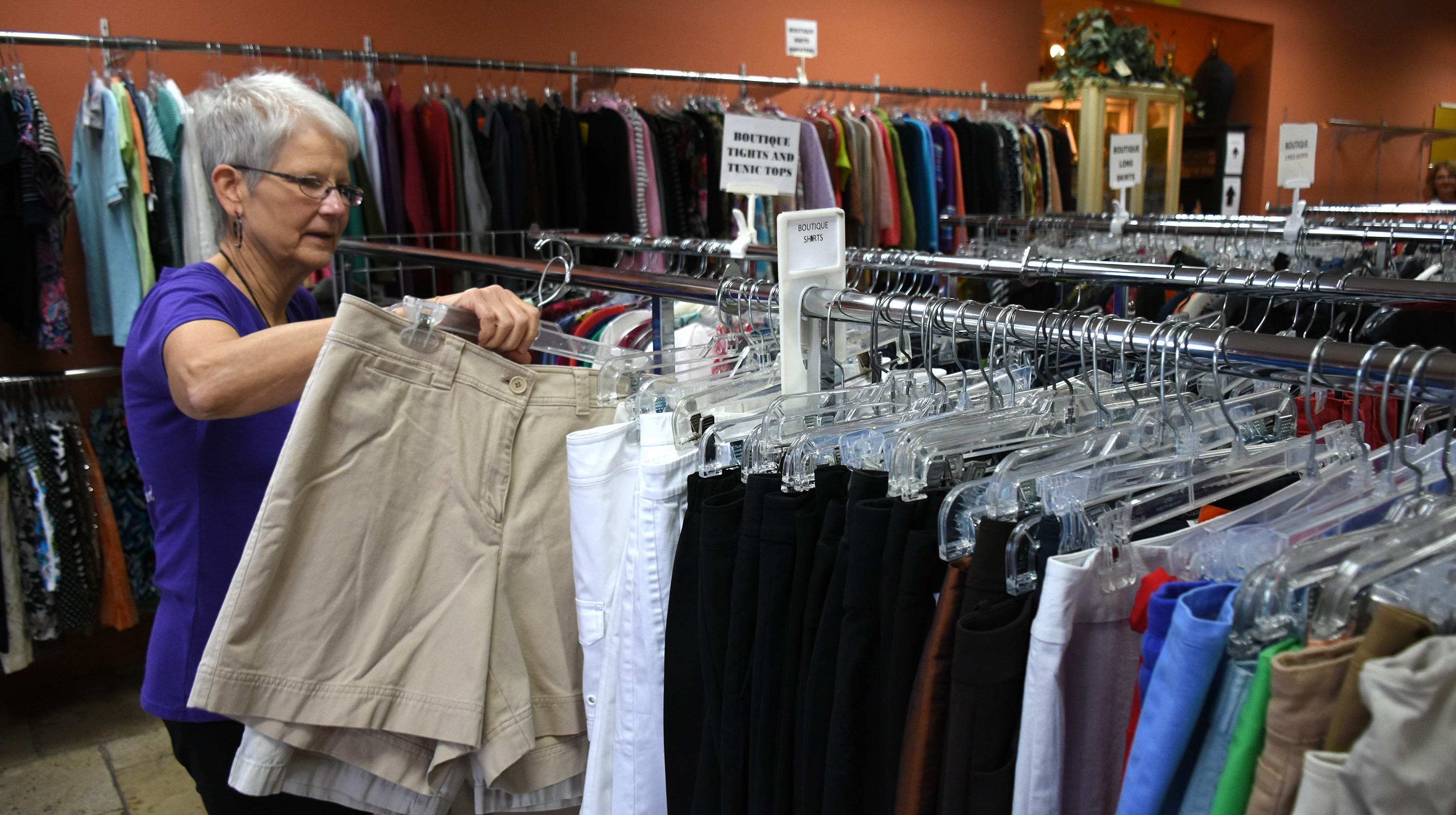 The merchandise at the Bargain Basket is, well, a bargain. But the United Church of Marco Island, which operates the Bargain Basket Thrift Store.