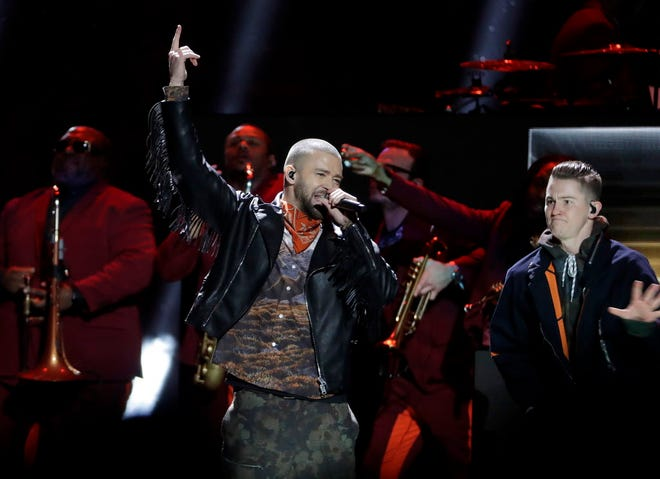 The amount of criticism aimed at Justin Timberlake this year has been unprecedented in his career, but his career isn't suffering.