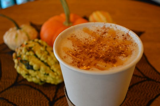 The Steaming Cup in Waukesha brought back its pumpkin latte after high demand from previous customers.