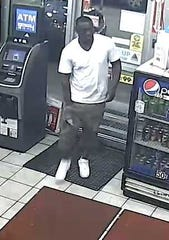 One of two men sought in an armed carjacking by Milwaukee police.