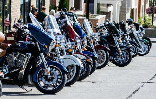 The Menomonee Falls American Legion Post 382 is joining forces again with the Open Road Angels to coordinate the second annual Angels of the Road Ride for Veterans on  Sept. 8 at the Henrizi-Schneider Menomonee Falls American Legion Post 382, N88 W16652 Main St.