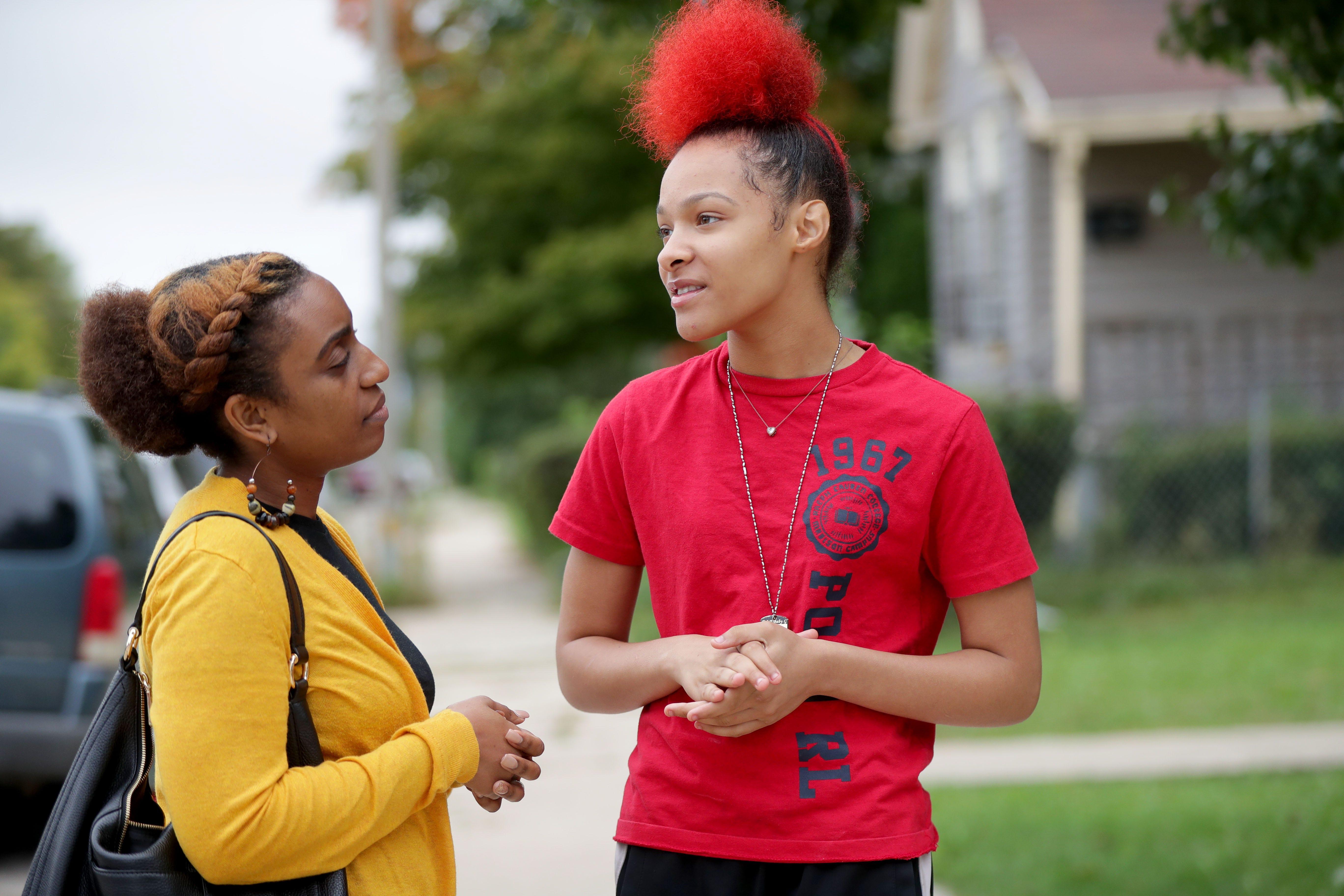 Teens create public service announcement warning of dangers of carjacking | Milwaukee Journal Sentinel