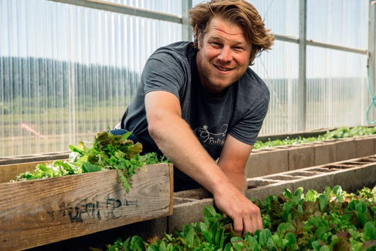 Alex Seidel founded Fruition Farms in 2009.