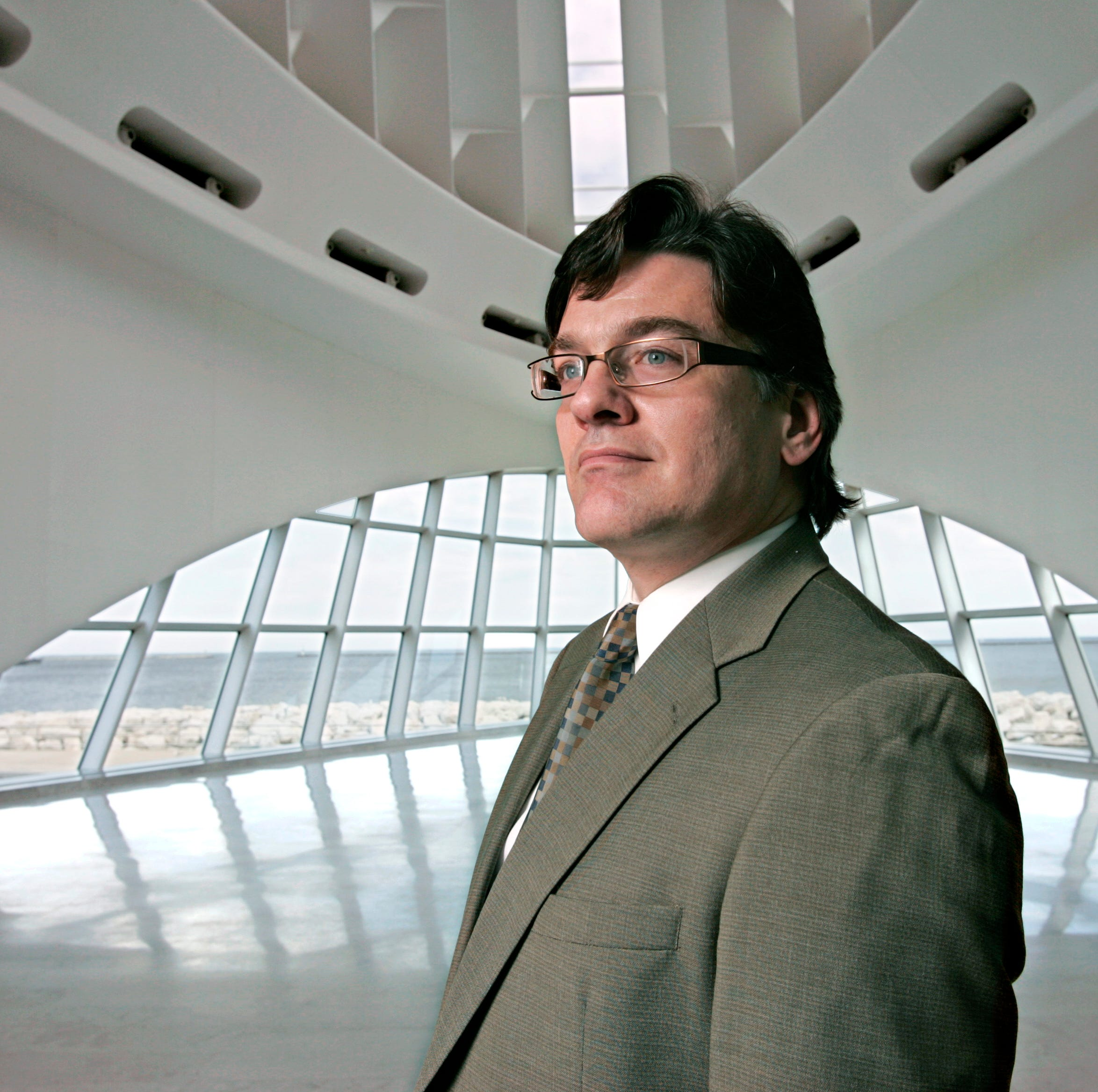 Joseph Ketner II, former chief curator at the Milwaukee Art Museum, dies