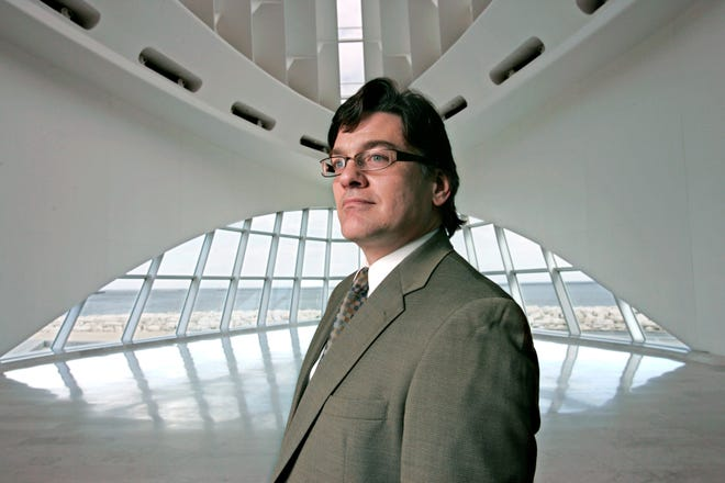 Joseph D. Ketner II was chief curator  of the Milwaukee Art Museum in 2005-'08. He died recently at age 62 from cancer.