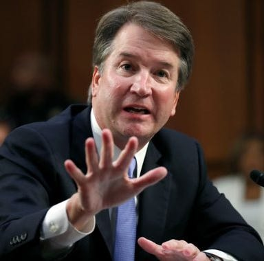 Why isn't Brett Kavanaugh demanding an FBI investigation?