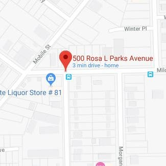 Montgomery police investigating homicide on Rosa Parks Avenue