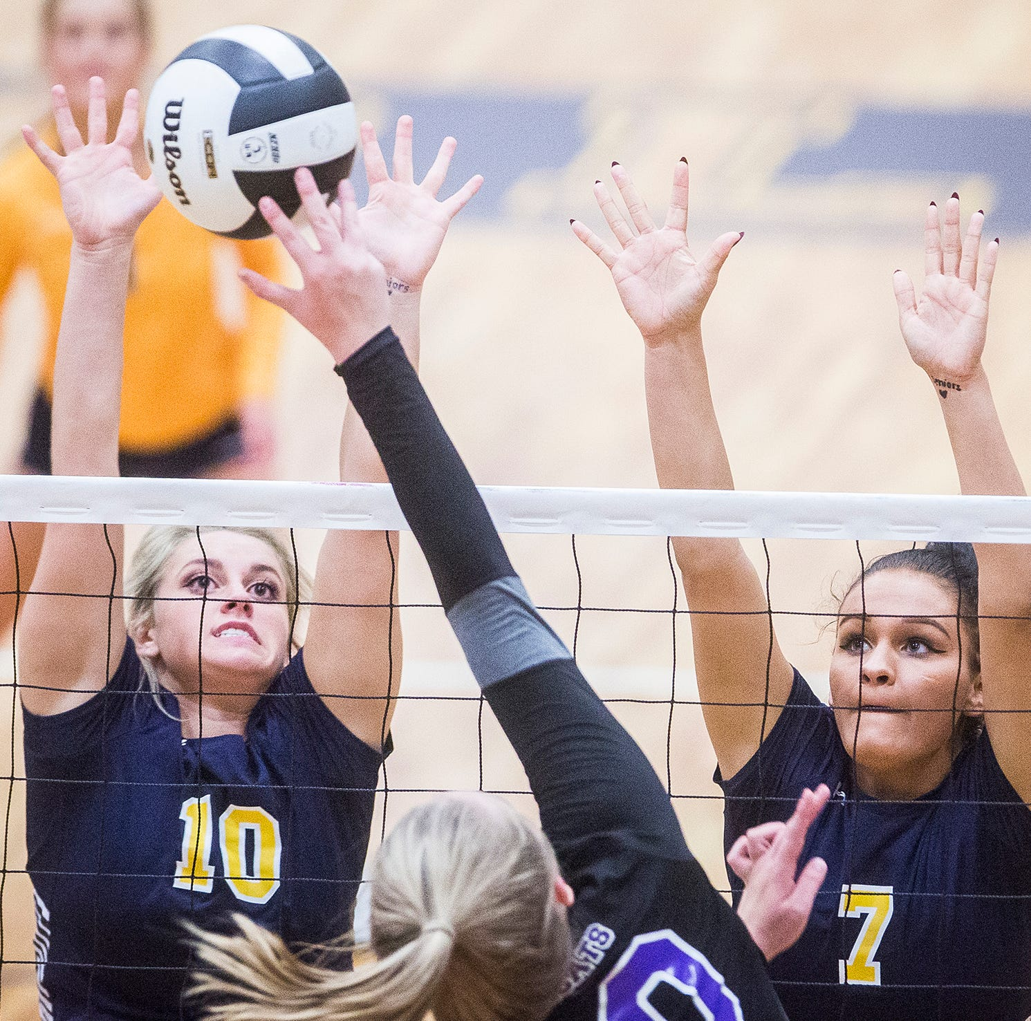 HS rundown: Delta volleyball finding its stride