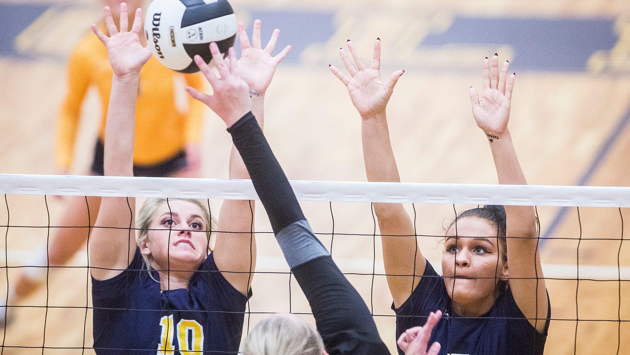 HS rundown: Delta volleyball finding its stride