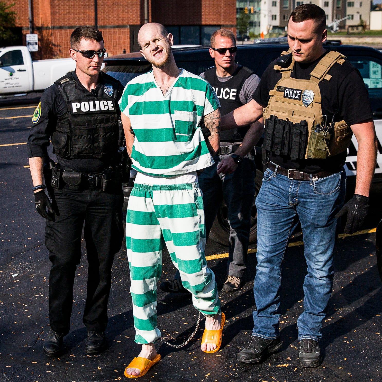 Muncie murder suspect captured in Madison County