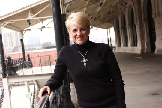 Pastor Cindy Andrews-Looper plans to bring an LGBTQ+ affirming church to Murfreesboro.