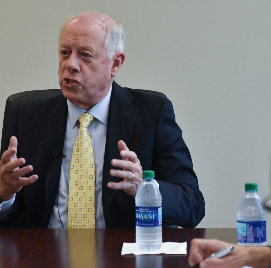 Phil Bredesen downplays role of 'oversold' Trump tax cuts on improving economy