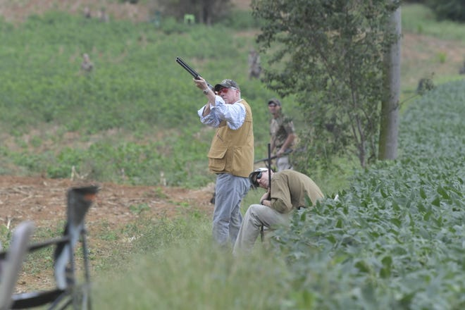 To mark the first day of dove hunting season in Tennessee, former Governor Bredesen participated in a dove hunt in Unionville, Tenn. on Sept. 1, 2018.