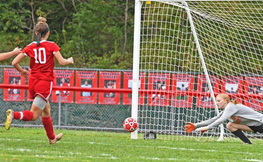 Senior captain Grace Yost and the Lakeland girls' soccer team are off to a 5-0 start. The two-time defending Passaic County champions have outscored their opponents, 19-5 so far this season.