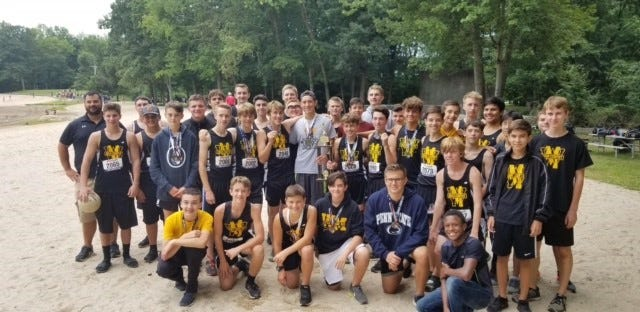 The West Milford boys' cross country team is off to an impressive start to the 2018 season. The Highlanders won the Season Opener Invitational Varsity B title earlier this month at Darlington Park in Mahwah and finished fourth in last weekend's Back to the Mountain Invitational on Garret Mountain.