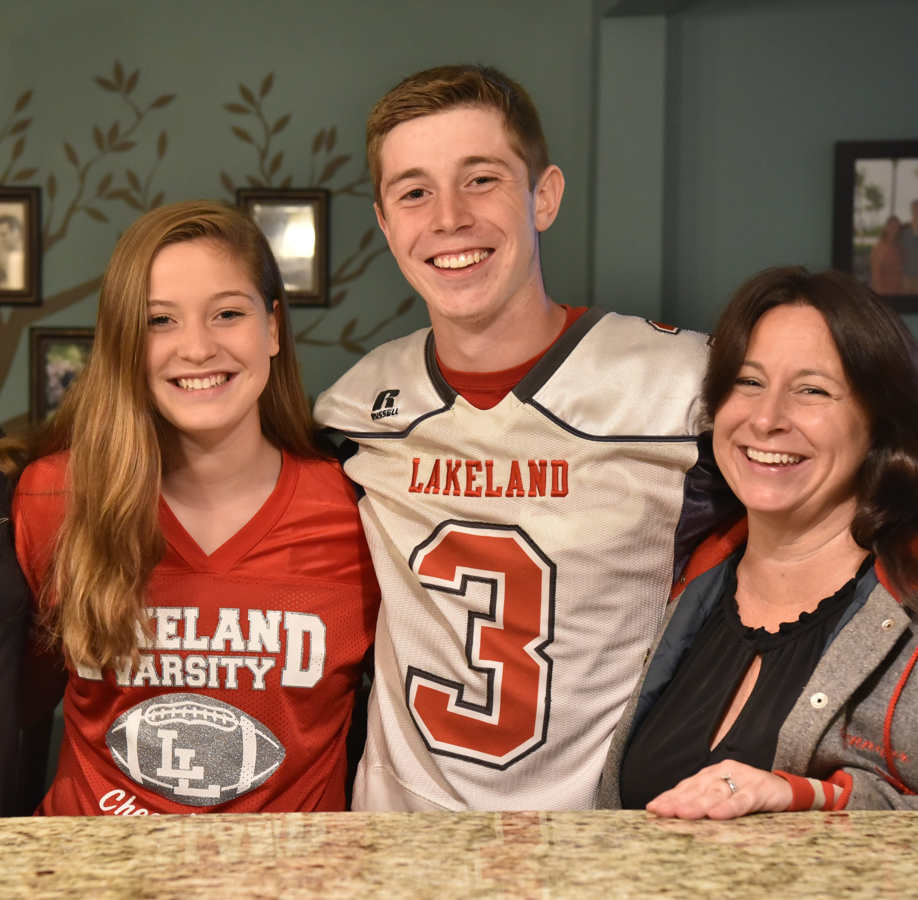 Deep roots make Lakeland/West Milford rivalry glow, especially in Trentacosta house