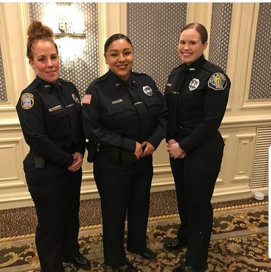 Garfield women cops