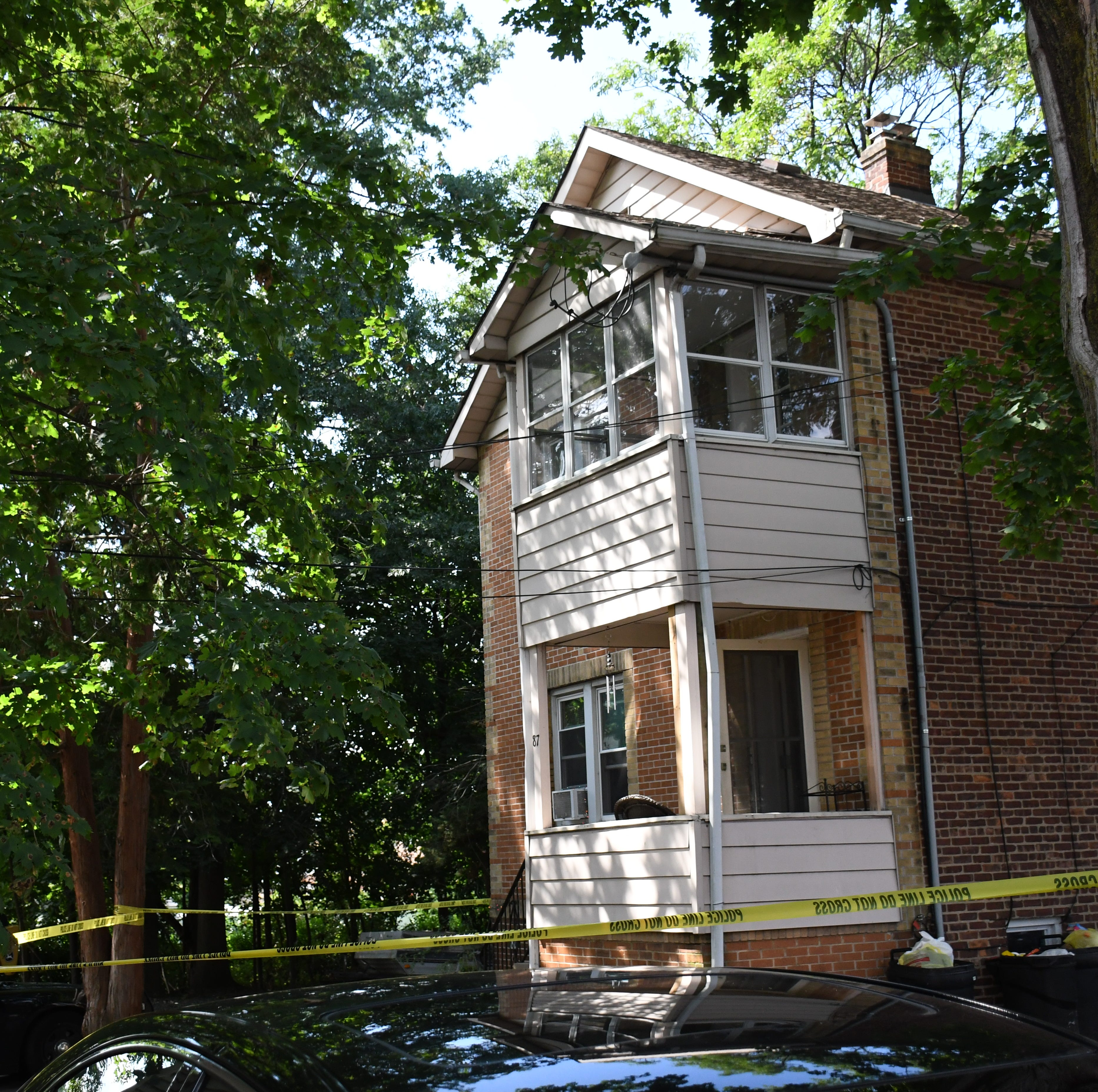 Four attempt to break into Nutley home, lead police on chase