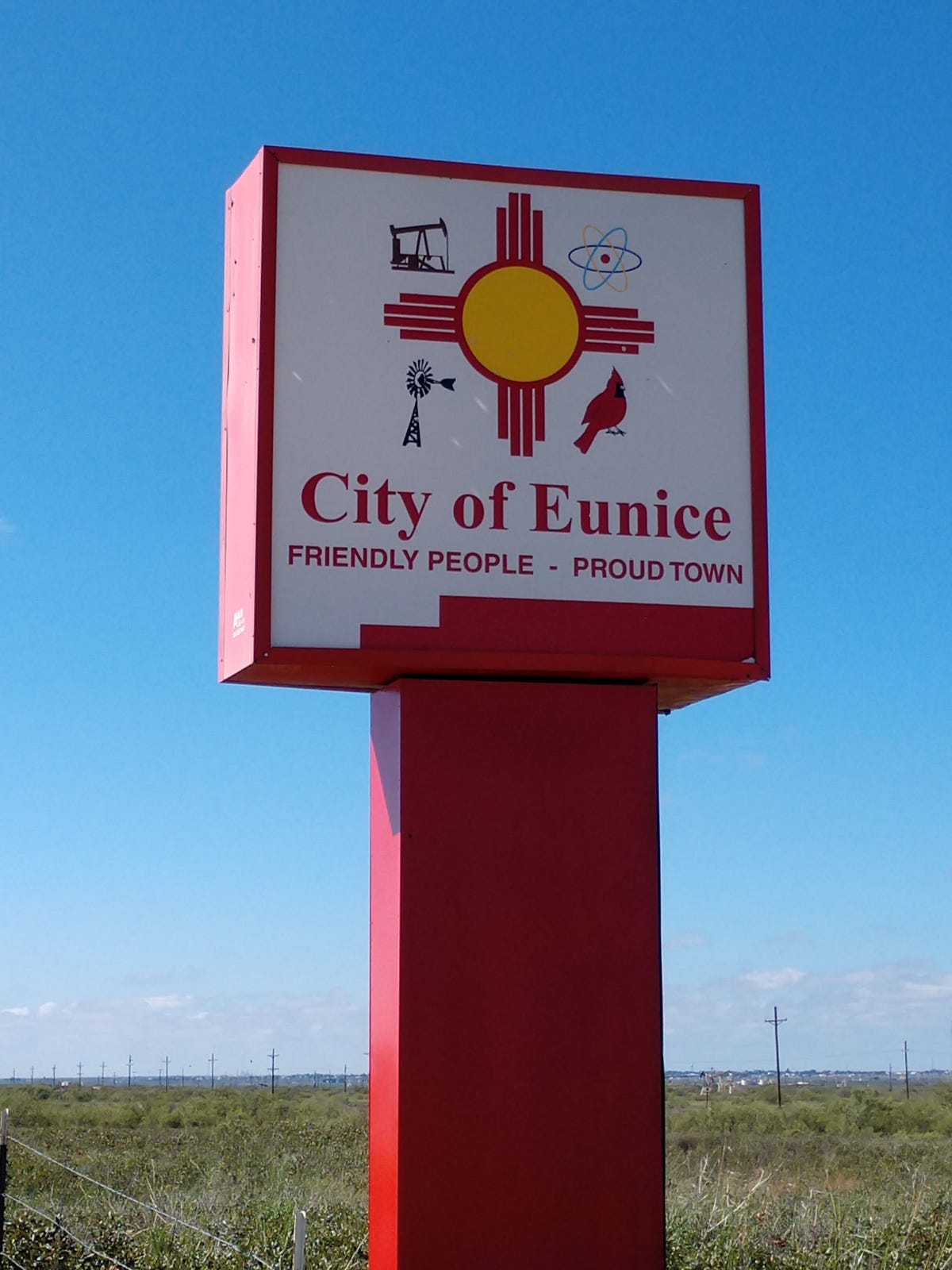 The town of Eunice, NM preserves hospitality despite oil boom