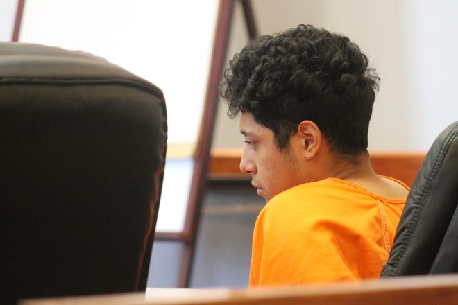 Jonathan Garcia was denied bail on Wednesday morning on charges related to a drive-by shooting Garcia admitted to carrying out in July.