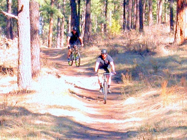 Trails could secure a big ecotourism future for Ruidoso