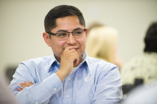 Castulo Estrada is running uncontested to retain his seat on the Coachella Valley Water District board.