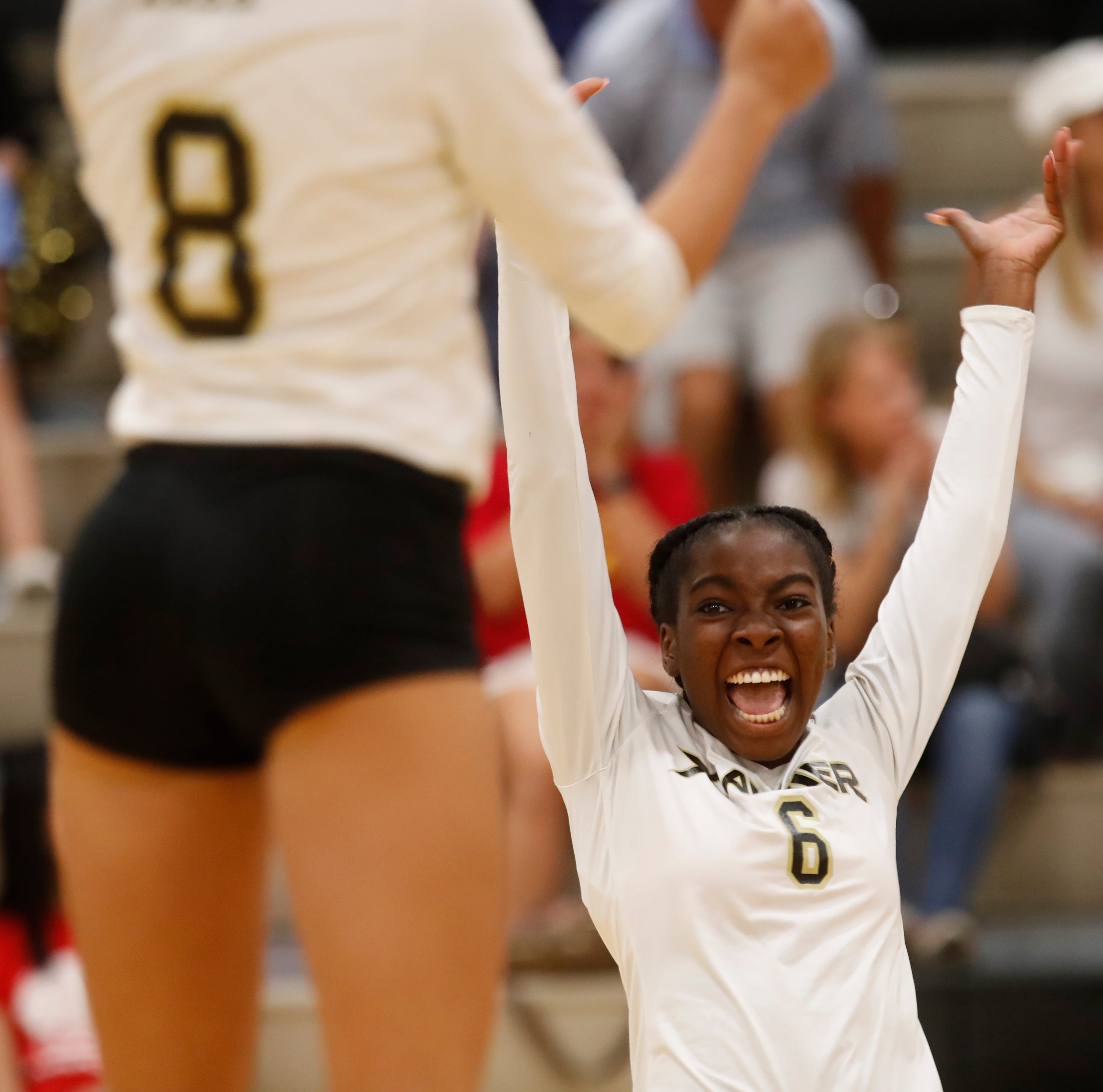 Xavier Prep volleyball passes league test with flying colors, sweeps Palm Desert