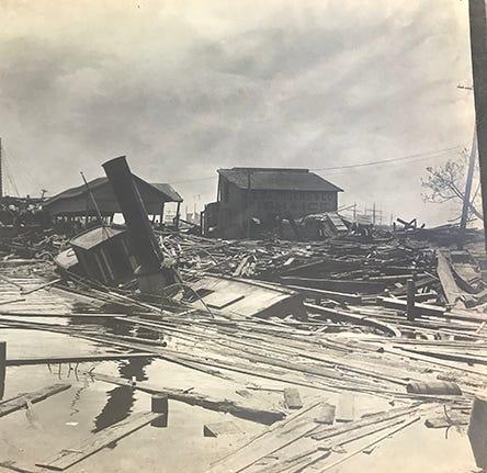 Thursday Throwback: Hurricane in Pensacola, 112 Years Ago