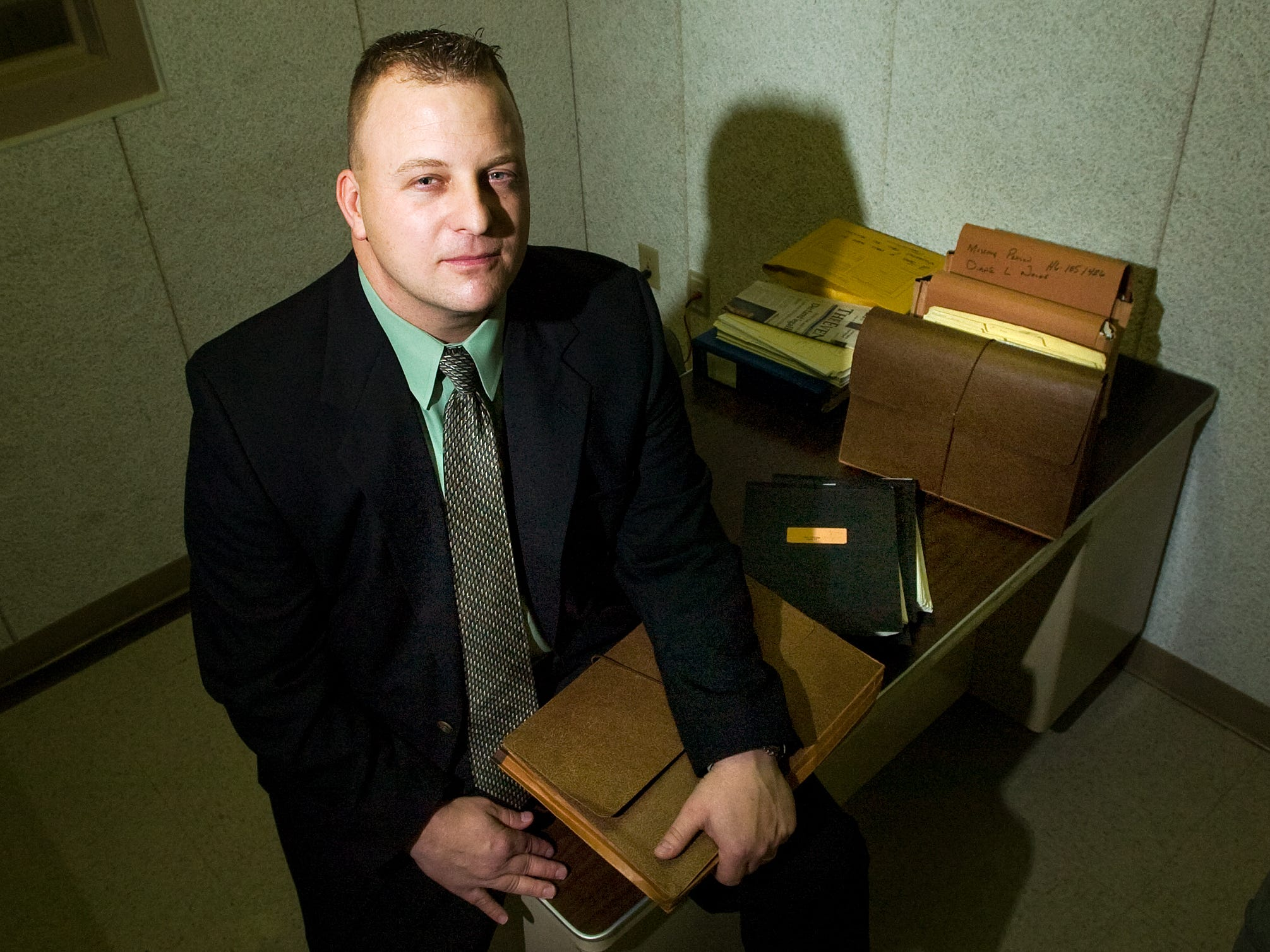 Trooper Scott Denisch, of the Pennsylvania State Police, is the current investigator on Wolf's case.
