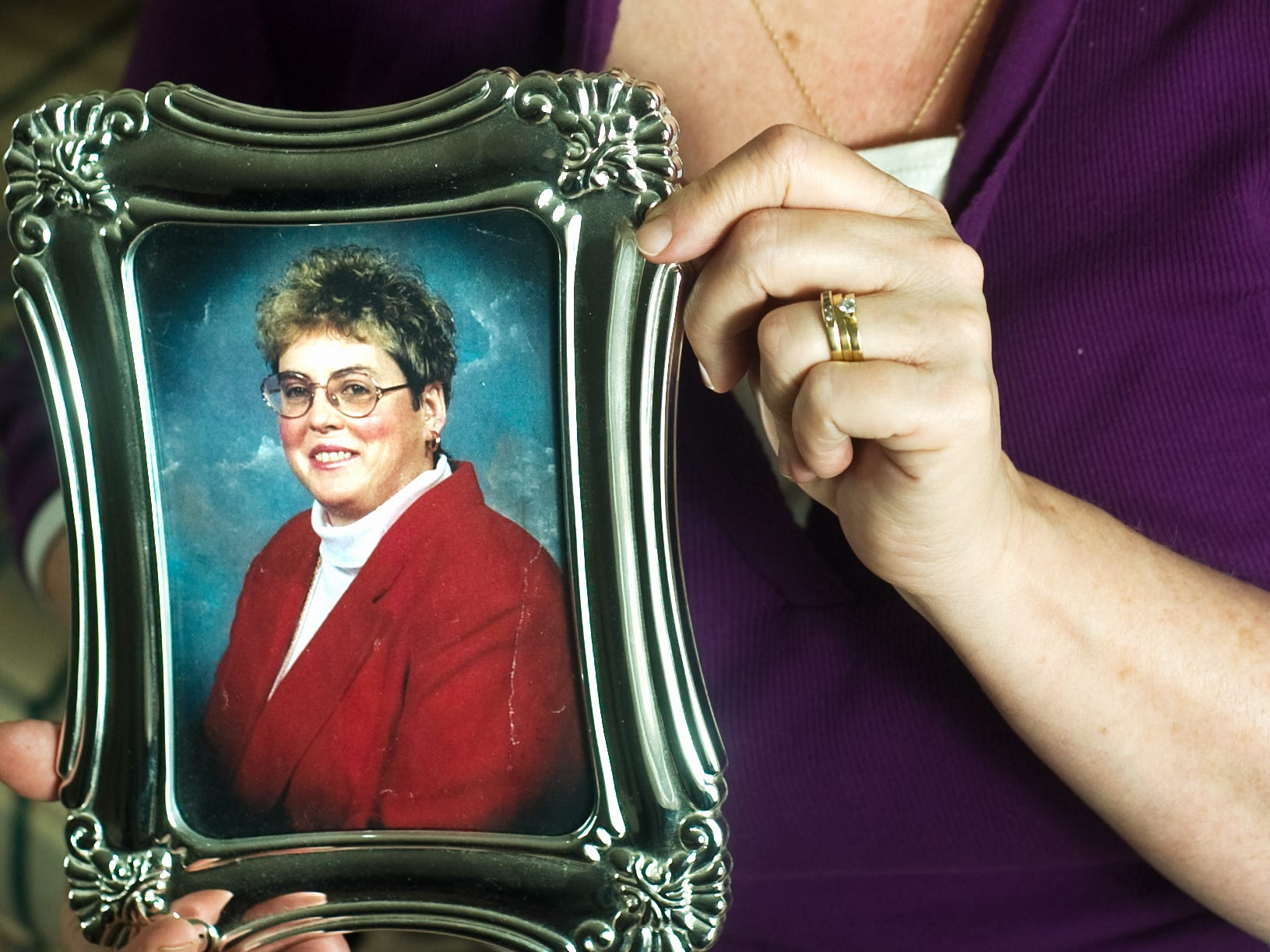Bonnie Leister, the sister of Diane Wolf, was the person who discovered Diane's 1994 Pontiac Grand Prix in the Weis Market parking lot, which was located on Baltimore Street in Penn Township.