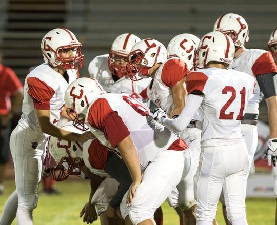 Phoenix Central High School football coach Jon Clanton has been placed on leave